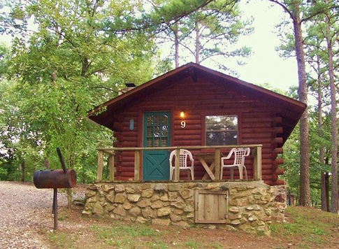 Log Cabin Rental Beavers Bend