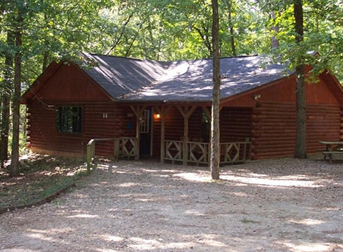 2-3 Bedroom Cabin Rental Beavers Bend