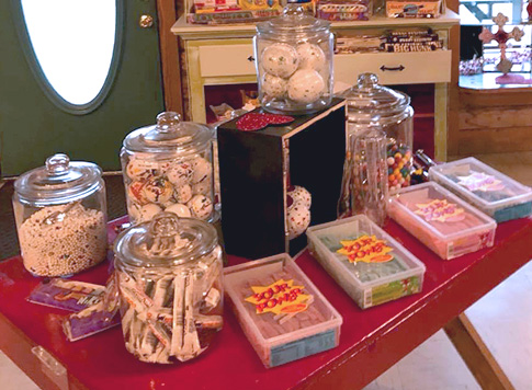 Homemade Candies Beavers Bend